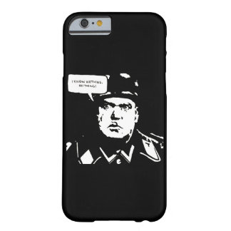 Sargento Schultz Funda Barely There iPhone 6