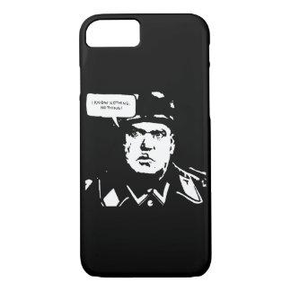 Sargento Schultz Funda iPhone 7