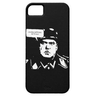 Sargento Schultz Funda Para iPhone SE/5/5s
