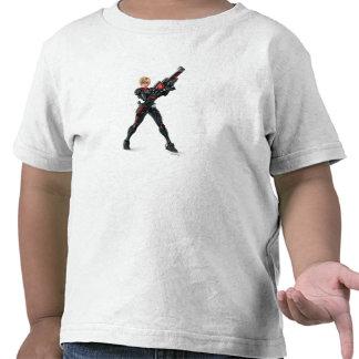 Sargento Tammy Calhoun con Guh Camisetas