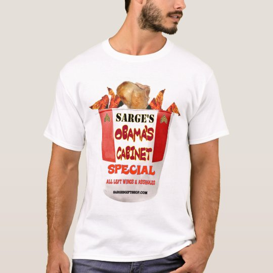 SARGES CHICKEN T-Shirt