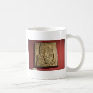 Sargon II-  Egyptian Museum.jpg Mug