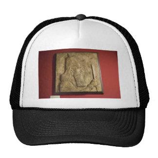 Sargon II-  Egyptian Museum.jpg Trucker Hat