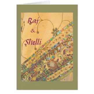 Sari Card