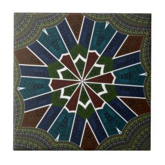Sari moderna azulejo cuadrado pequeño