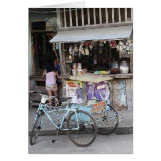 Sari-sari store card