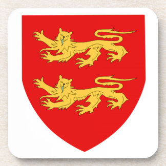 Sark Coat of Arms Drink Coaster