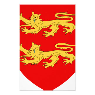 Sark Coat of Arms Stationery