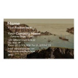 Sark, Creux Harbor, Channel Islands, England class Business Card Templates