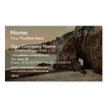 Sark, Dixcart Bay, Channel Islands, England classi Business Card Templates