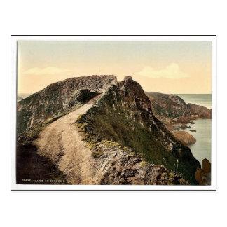 Sark, el Coupee, obra clásica de las Islas del Can Tarjeta Postal