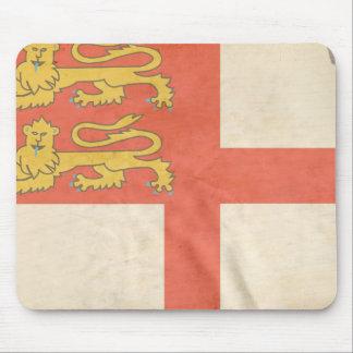 Sark Flag Mouse Pad
