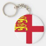 Sark Key Chain