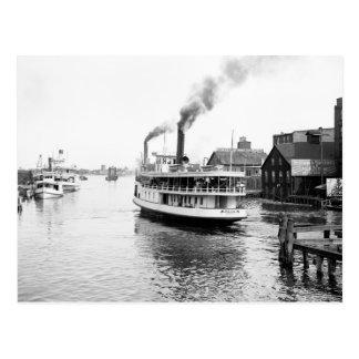 Sarnia Steamboat, 1905 Tarjetas Postales