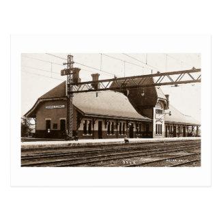 Sarnia Tunnel - Louis Pesha Postcards