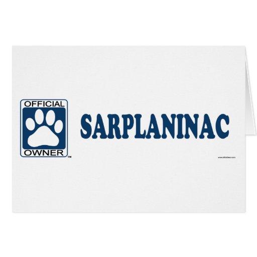 SARPLANINAC_blue Tarjeton
