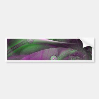 Sarracenia Car Bumper Sticker