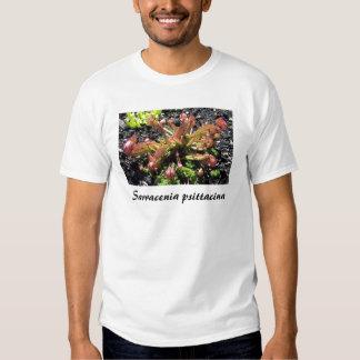 Sarracenia psittacina shirt