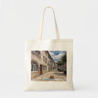 Sarre-Union, Alsace, France Canvas Bag