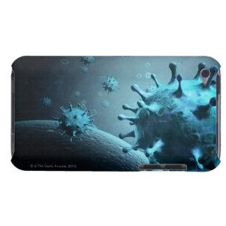 SARS Coronavirus Case-Mate iPod Touch Case