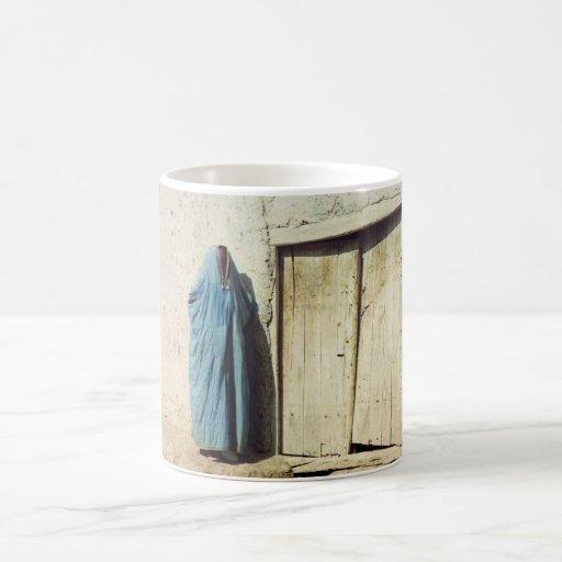 Sart Woman, Samarkand Classic White Coffee Mug