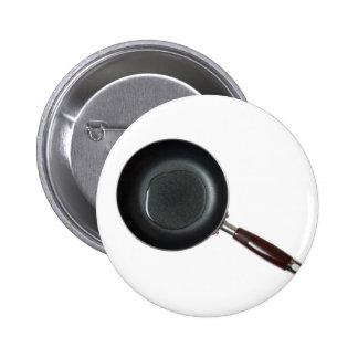 Sartén con aceite de cocina pin redondo 5 cm