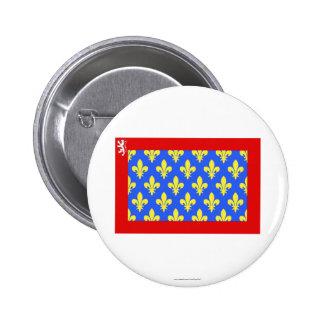 Sarthe flag button