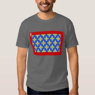 Sarthe flag shirt
