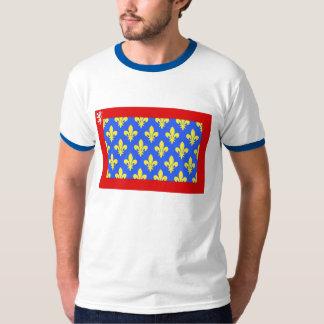 Sarthe flag shirts