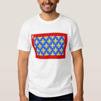 Sarthe flag t-shirt