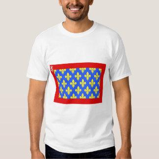 Sarthe flag tshirt