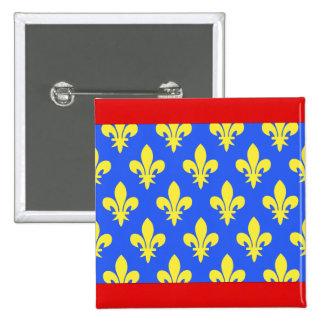 Sarthe, France Pinback Buttons