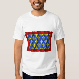 Sarthe waving flag shirts