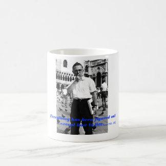 Sartre: Taza del filósofo