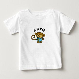 Saru Japanese Monkey Baby T-Shirt