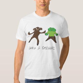 Saru & Shigeki T-Shirt