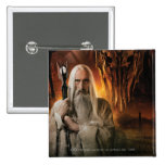 SARUMAN™ and Foes 2 Inch Square Button