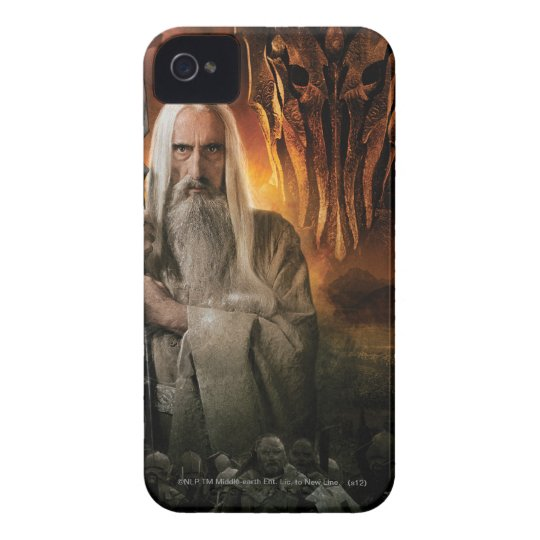 SARUMAN™ and Foes iPhone 4 Case-Mate Case