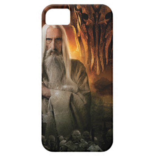 SARUMAN™ and Foes iPhone 5 Cover