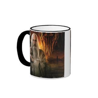 SARUMAN™ and Foes Ringer Coffee Mug