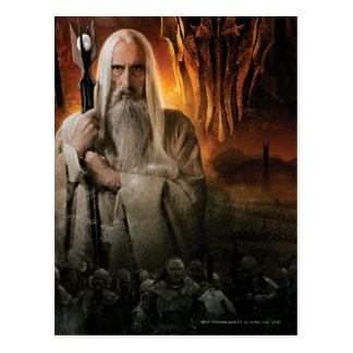 SARUMAN™ and Foes Postcard