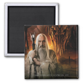 SARUMAN™ and Foes Refrigerator Magnets