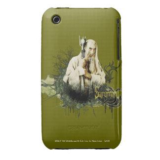 SARUMAN™ Vector Collage iPhone 3 Case-Mate Case
