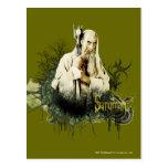 SARUMAN™ Vector Collage Postcard