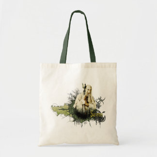 SARUMAN™ Vector Collage Tote Bag