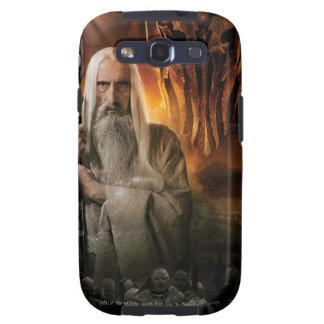 Saruman y enemigos galaxy SIII coberturas