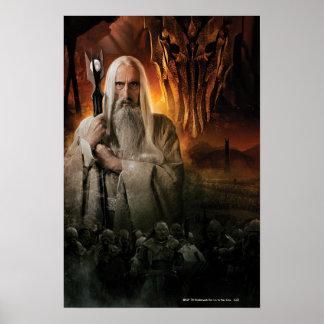 SARUMAN™ y enemigos Poster