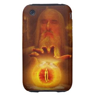 Sarumon and Sauron iPhone 3 Tough Case