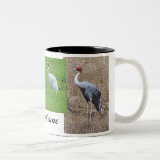 Sarus Crane Mug