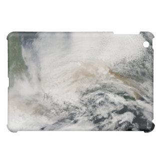 Sarychev Peak blowing across the Sea of Okhotsk iPad Mini Cases